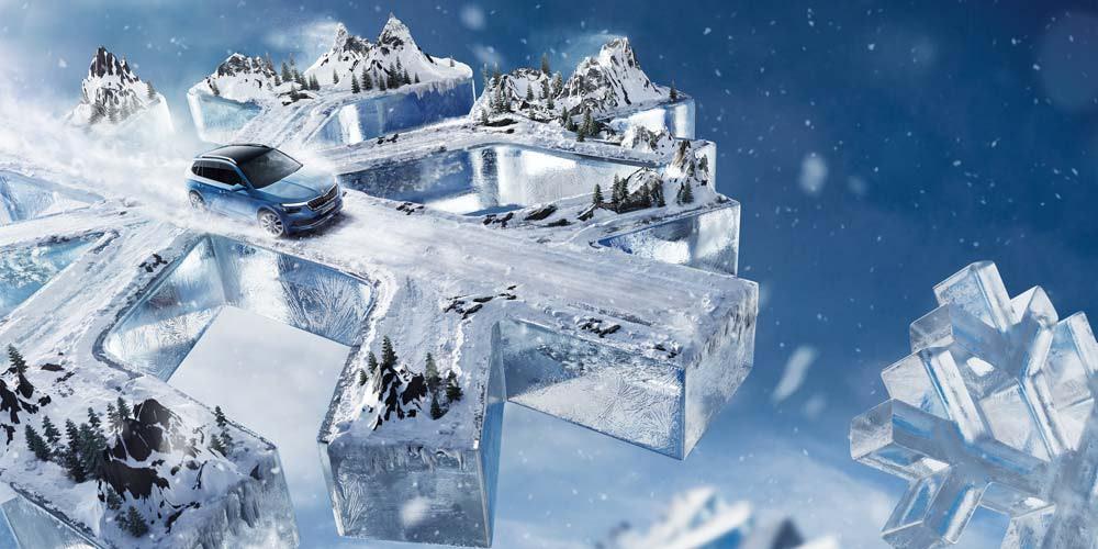 Skoda Italy – winter